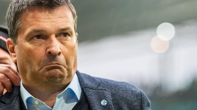 """Christian Heidel spricht von """"internen Problemen"""" bei Schalke"""