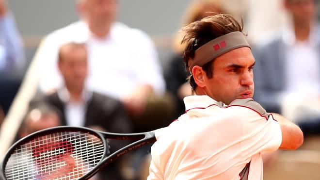 Roger Federer ist die Nummer drei der Weltrangliste