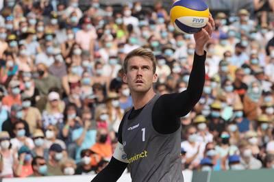 Alexander Walkenhorst setzt in der Auseinandersetzung mit dem Deutschen Volleyball-Verband weiterhin auf eine Zusammenarbeit.