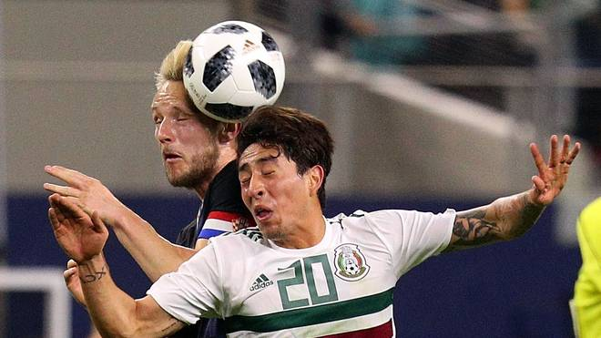 Ivan Rakitic erzielte den entscheidenden Treffer gegen Mexiko