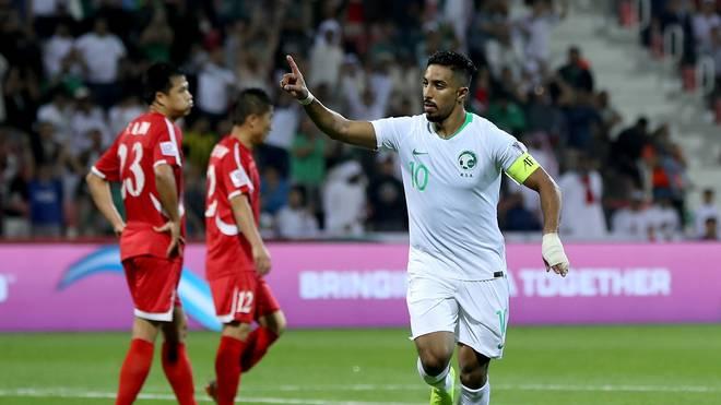 Saudi Arabia v North Korea - AFC Asian Cup Group E