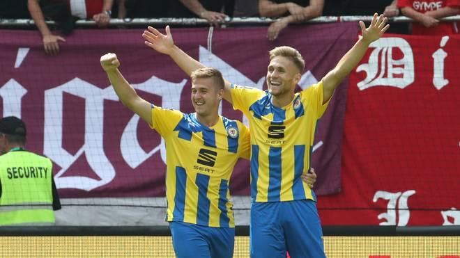 1. FC Kaiserslautern v Eintracht Braunschweig - 3. Liga