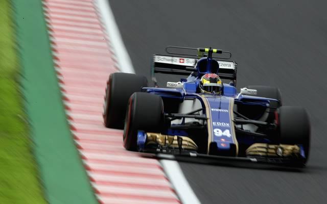 Pascal Wehrlein fährt in dieser Saison für Sauber