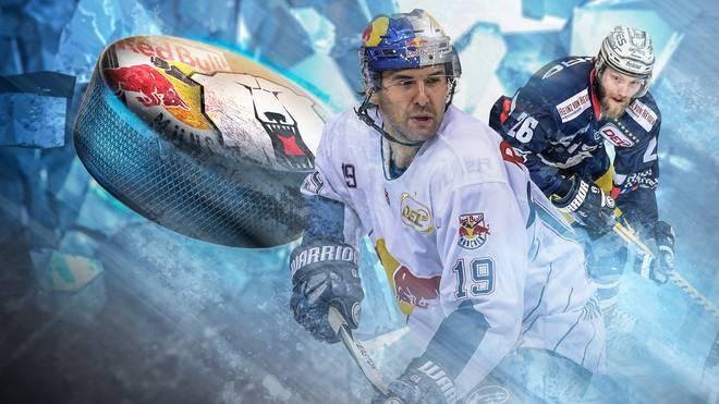 Eisbären Berlin gegen EHC Red Bull München