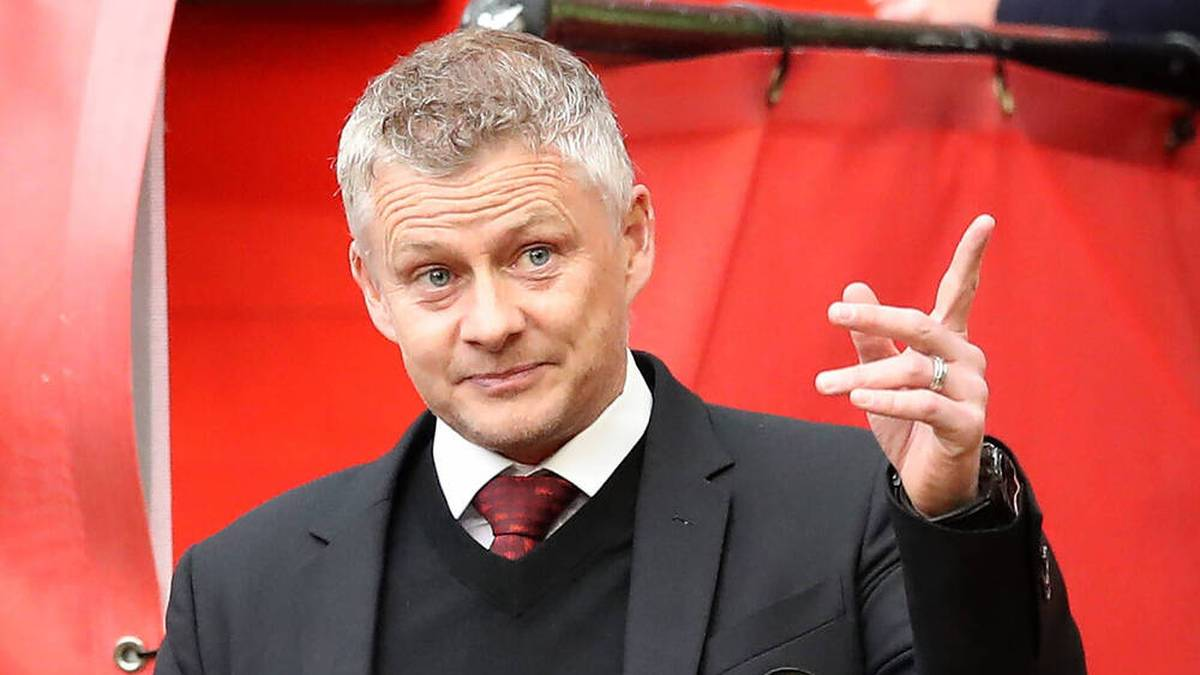 Hat noch keinen Titel als United-Trainer: Ole Gunnar Solskjaer