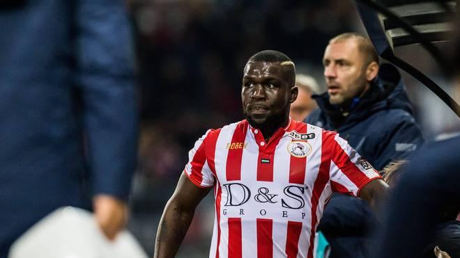 Royston Drenthe spielt heute für Sparta Rotterdam in der zweiten niederländischen Liga