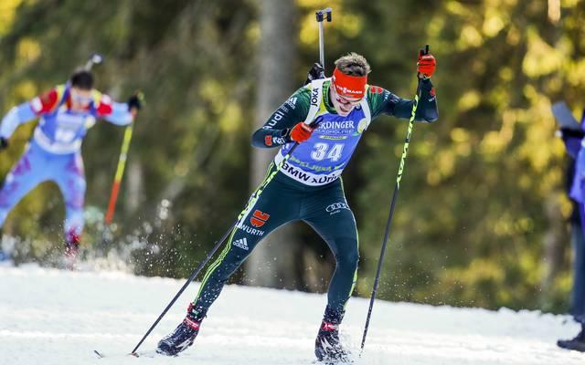 Biathlon: Verfolgung in Hochfilzen LIVE im TV, Stream, Ticker