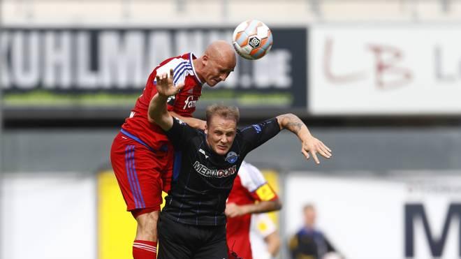 SC Paderborn v Holstein Kiel - 3. Liga