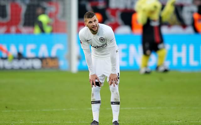 Ante Rebic wechselte 2018 vom AC Florenz zu Eintracht Frankfurt