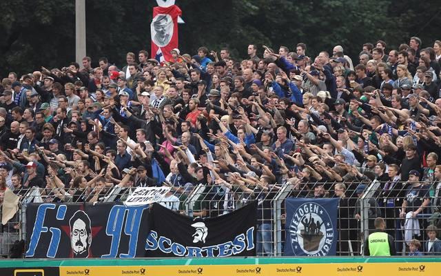 Der SV Babelsberg hat Ärger mit dem NOFV