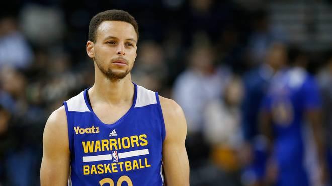 Stephen Curry ist heiß auf das Rematch gegen die Cavaliers