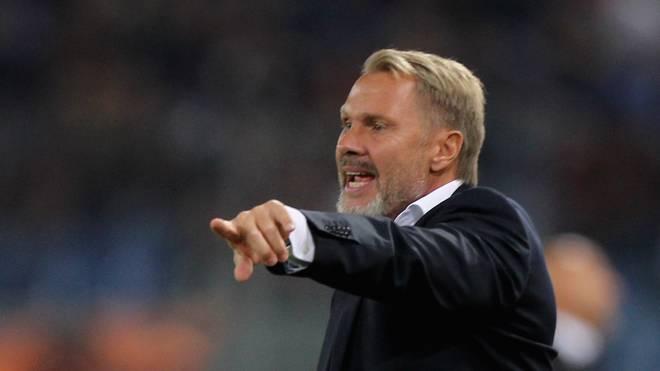 Thorsten Fink war seit April 2018 Trainer in Zürich