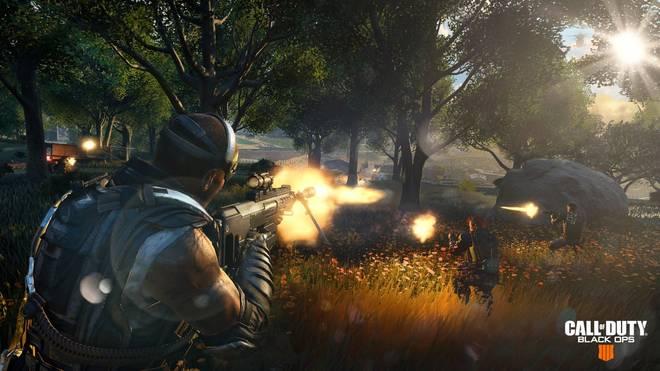 Der Battle-Royale-Modus des neuen Call of Duty Black Ops 4 ist bei Streamern sehr beliebt