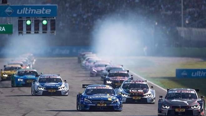 Kostensenkung: Das Starterfeld der DTM wird in der Saison 2017 kleiner ausfallen