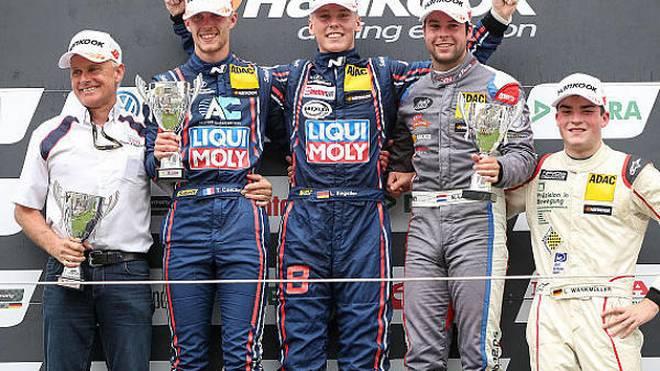 Luca Engstler und Hyundai siegten erstmals in der TCR Germany