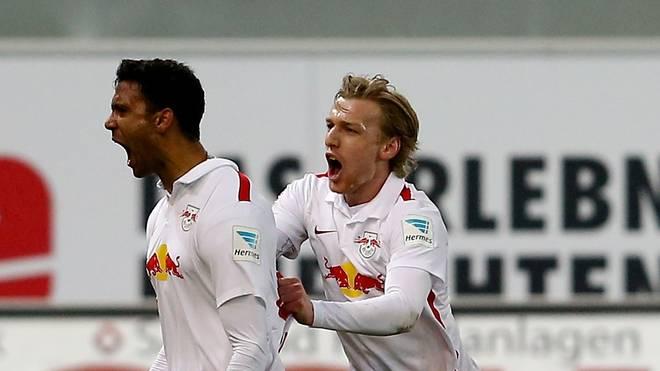 SC Paderborn v RB Leipzig  - 2. Bundesliga