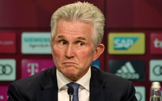 Jupp Heynckes will den Bayern zunächst wieder einen neuen Mannschaftsgeist einhauchen