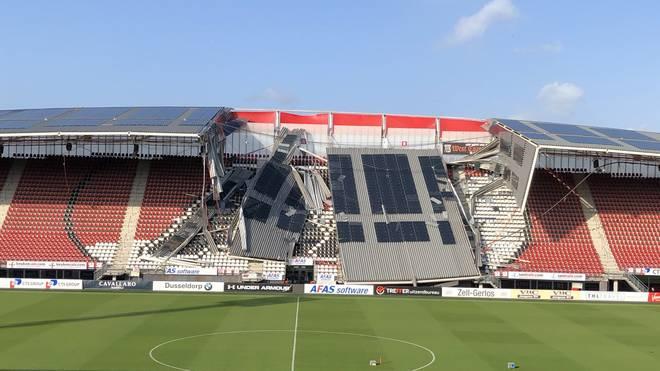Dachüberprüfungen in Niederlande