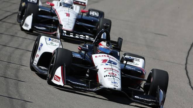 IndyCar lässt die Autos auf den Short-Tracks von der Leine