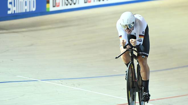 CYCLING-NED-UCI-WORLD-TRACK-MEN-1KM-TIME TRIAL-FINAL
