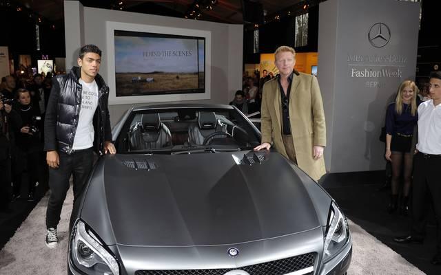 Boris Becker besitzt mehrere Mercedes-Autohäuser
