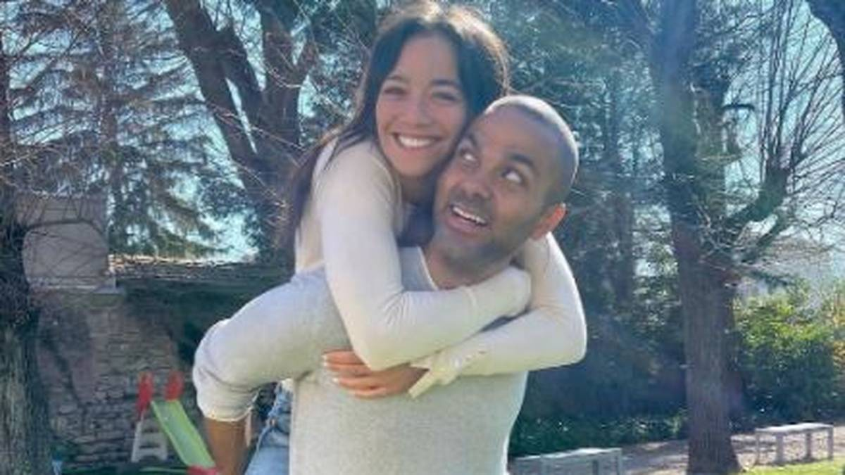 Ex-NBA-Superstar Tony Parker liebt nun die Tennisspielerin Alizé Lim