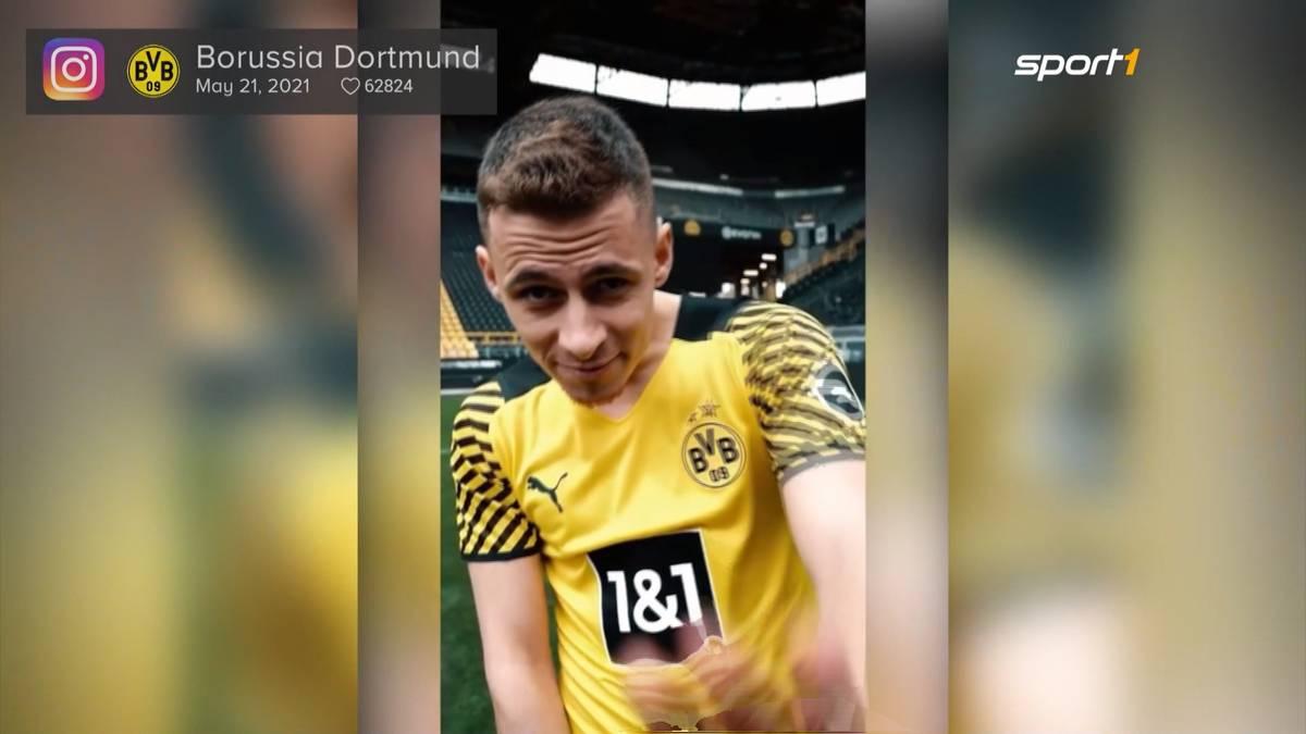 Borussia Dortmund stellt sein neues Heimtrikot für die kommende Saison vor. Die Fans sind nur bedingt erfreut.