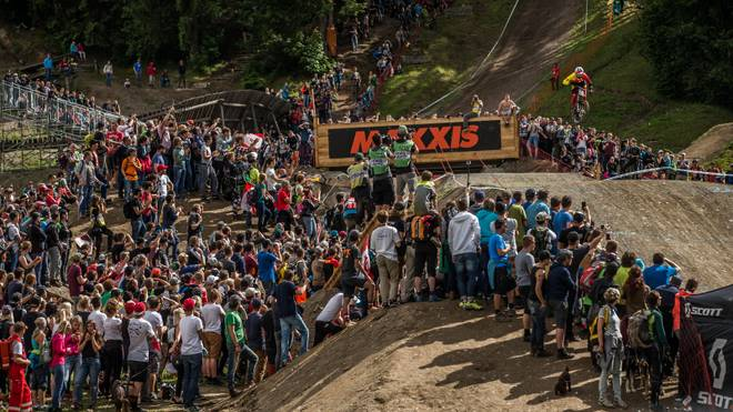 Out of Bounds – Downhill & Slopestyle Festival in Leogang