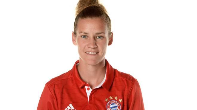 Sabine Laudehr bleibt in dieser Saison vom Pech verfolgt