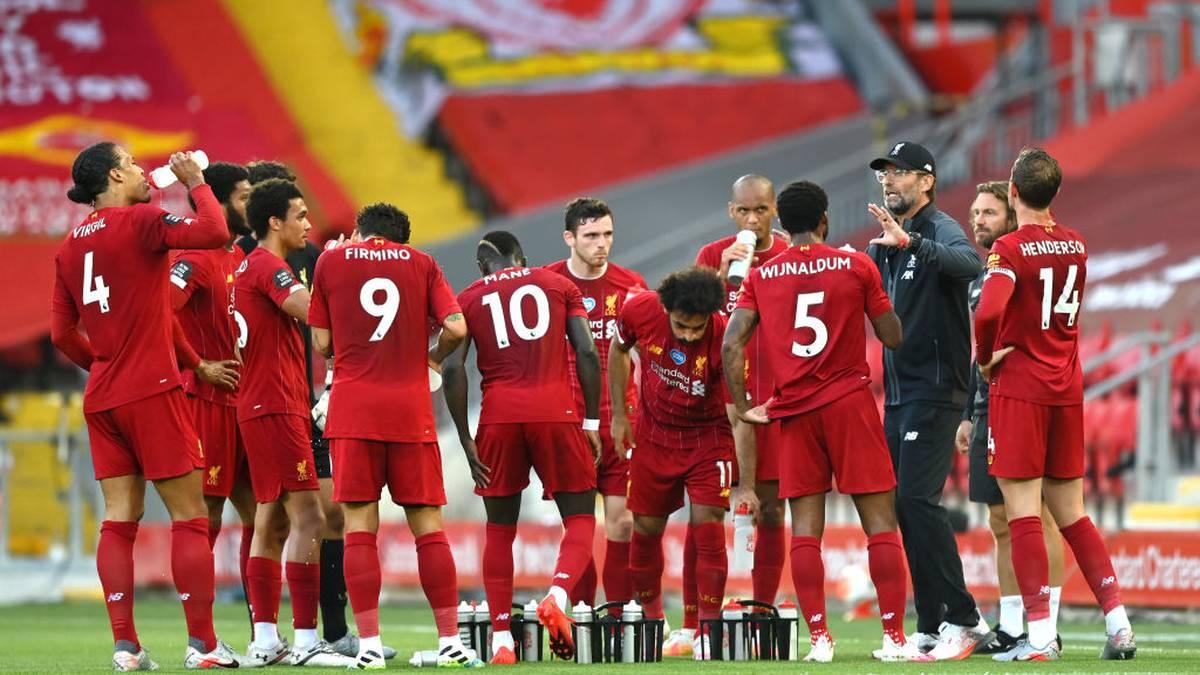Der FC Liverpool ist vorzeitig englischer Meister