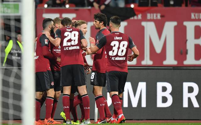 Der 1. FC Nürnberg ist eine Fahrstuhlmannschaft