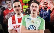 TAG Heuer Virtuelle Bundesliga ab 13 Uhr LIVE auf SPORT1