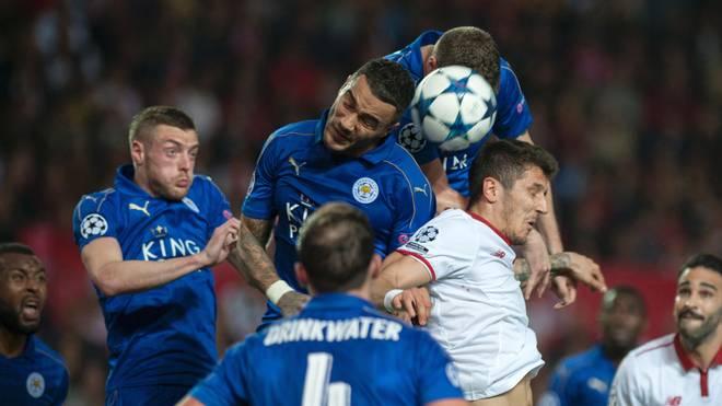 Leicester City, FC Sevilla, Champions League Achtelfinale