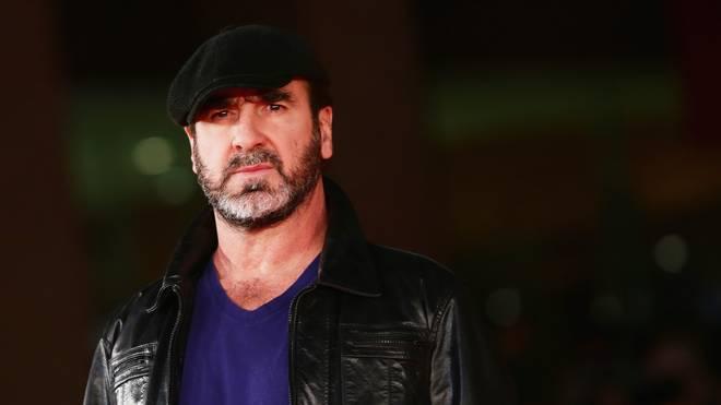 Eric Cantona spielte von 1992 bis 1997 für Manchester United