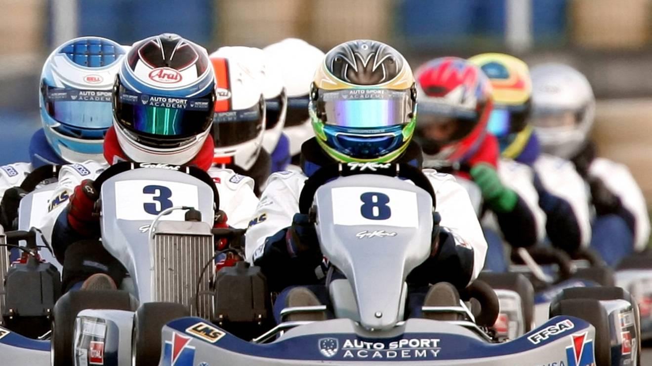 FIA sperrt Corberi nach Ausraster bei Kart-WM