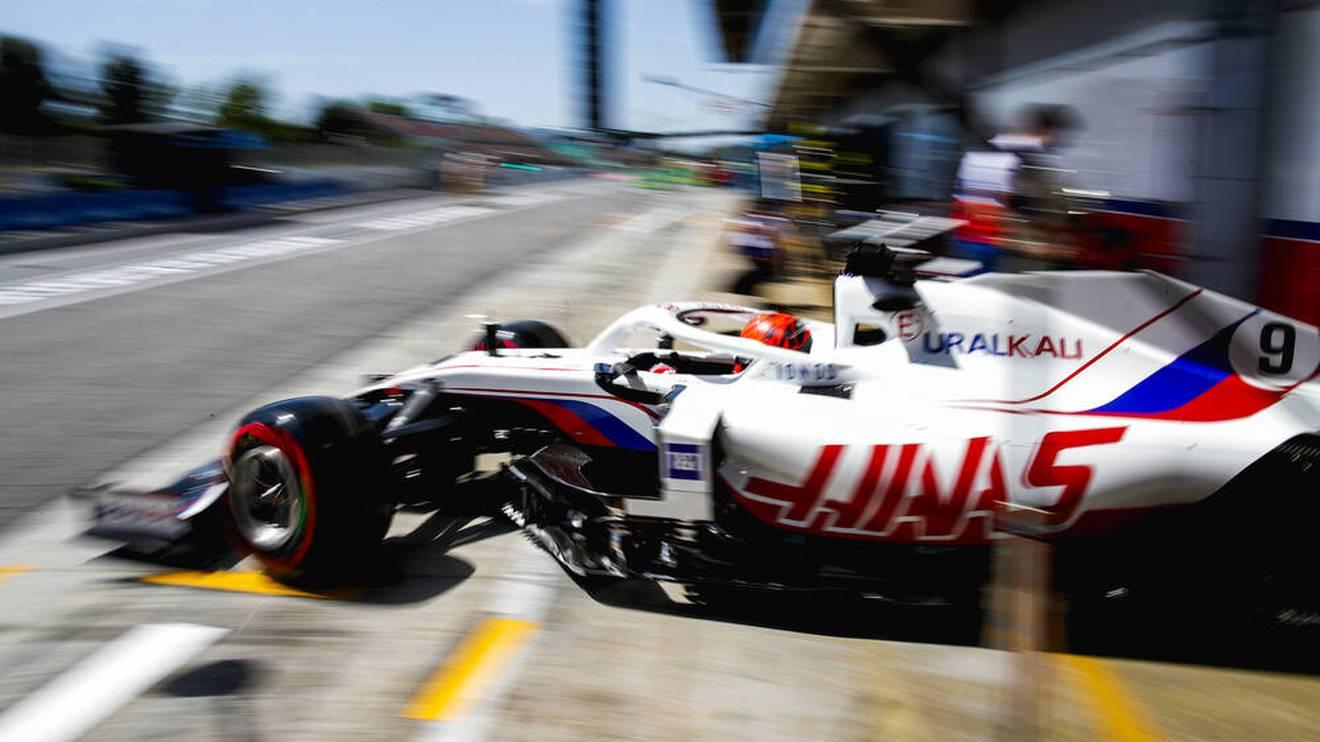 Nikita Mazepin ist wie Mick Schumacher neu in der Formel 1
