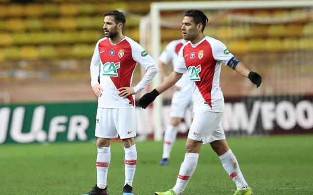 Cecs Fabregas und Radamel Falcao sind in Monaco nicht unumstritten