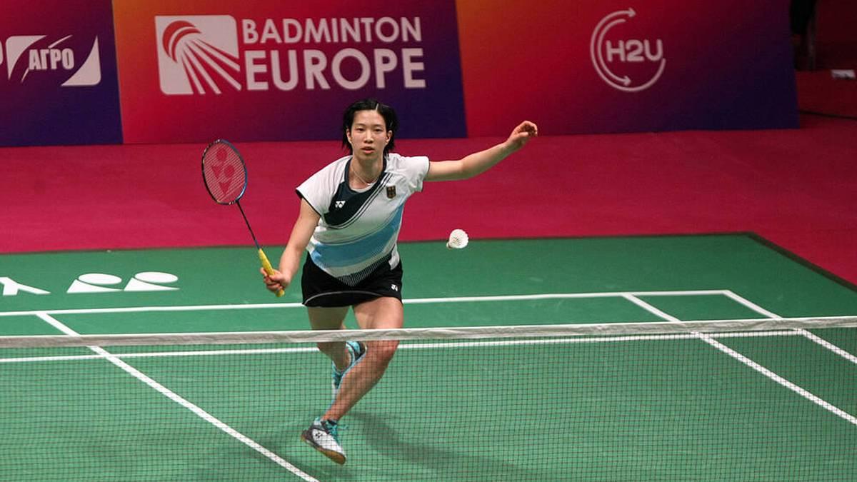 Die deutschen Badminton-Frauen verpassten die K.o.-Runde