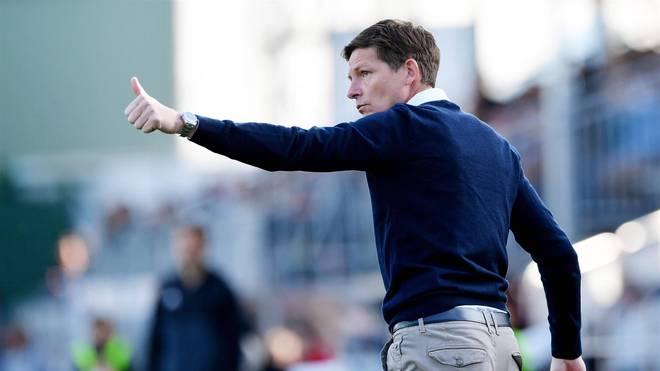 """VfL Wolfsburg; Coach Glasner will """"Mount Magath"""" von Felix Magath nicht nutzen, Oliver Glasner ist seit dieser Saison Trainer des VfL Wolfsburg"""