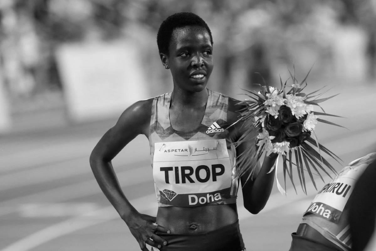 Schlimme Nachrichten aus Kenia: Leichtathletik-Star Agnes Jebet Tirop ist tot. Auch Gesa Kraue zeigt sich bestürzt über die Tragödie.