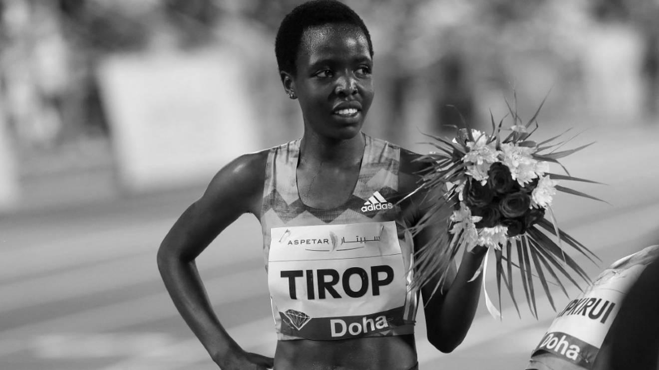 Agnes Jebet Tirop wurde am Mittwoch tot aufgefunden