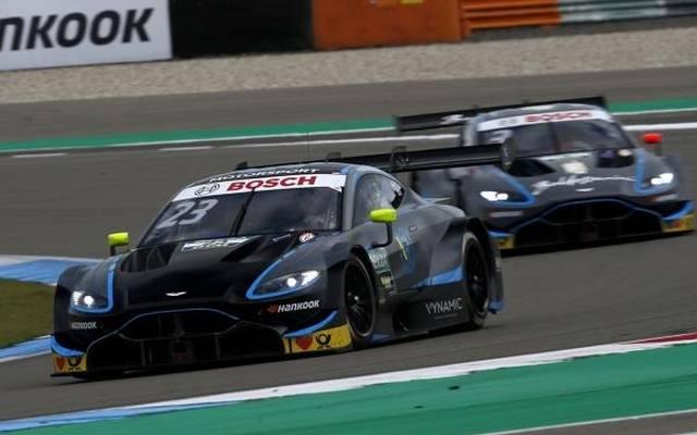 Daniel Juncadella und Paul di Resta fuhren in die Top 10
