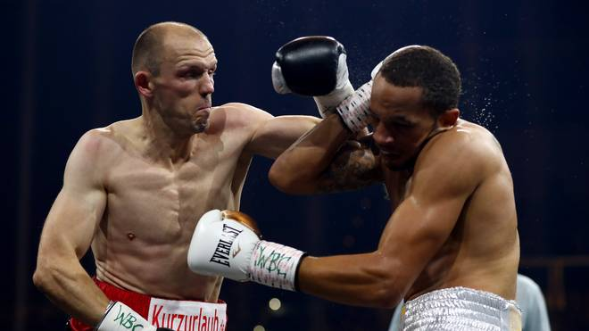 Juergen Braehmer v Rob Brant - Ali Trophy Super Middleweight Quarter-Final