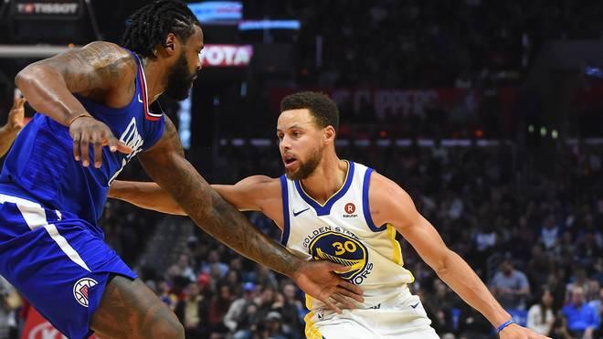 Stephen Curry erzielte 45 Punkte