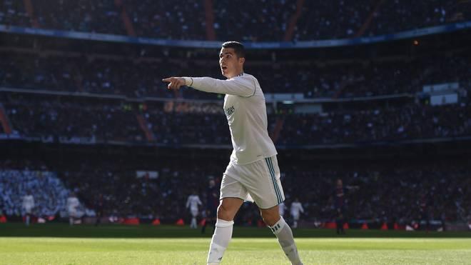 Cristiano Ronaldo und Real Madrid müssen in der Copa del Rey ran