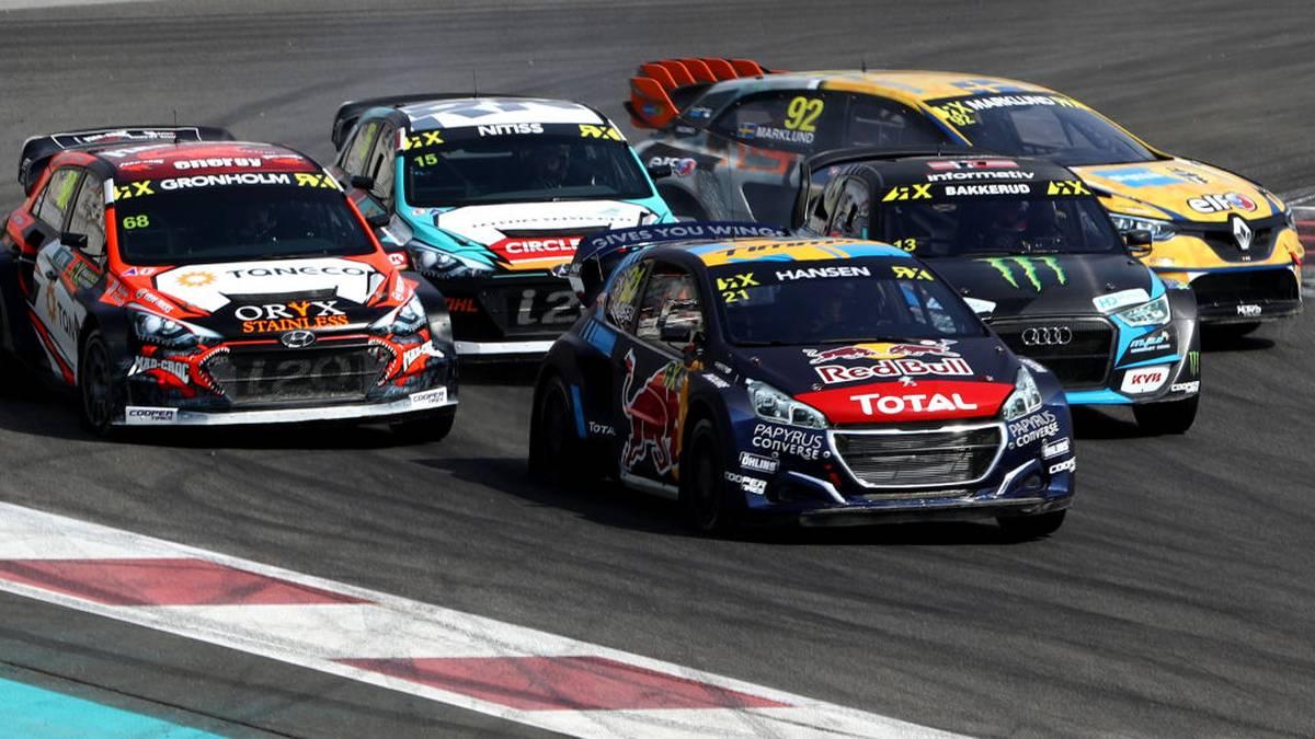 Die FIA World Rallycross Championship gastiert im Dezember am Nürburgring