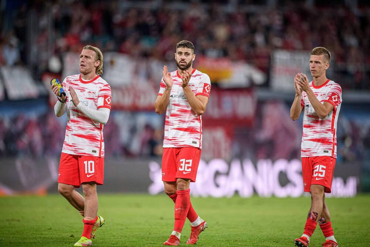 RB-Mittelfeldstar Dani Olmo muss wochenlang pausieren. Der Spanier fehlt somit in einer wichtigen Phase für den Klub.