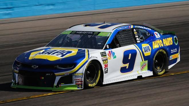 Chase Elliott hat keine Chance mehr, den NASCAR-Titel zu holen