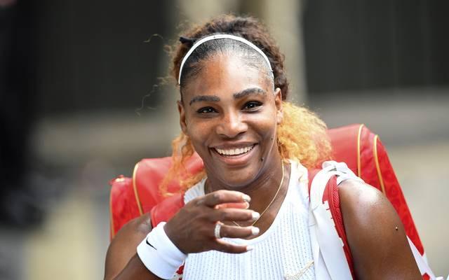 Wimbledon: Serena Williams will 24. Titel im Finale gegen Halep