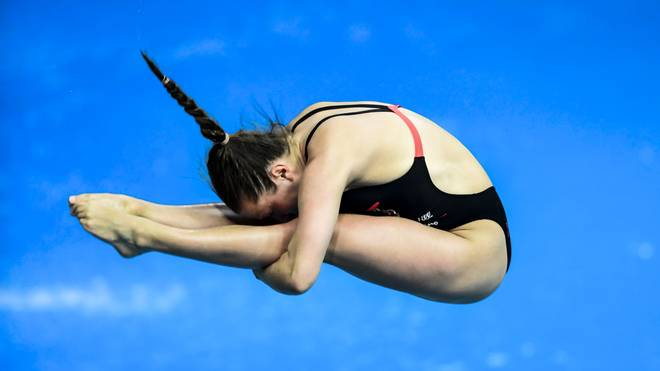 FINA World Diving Series - Day 2